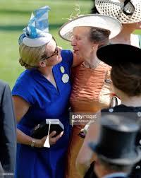 Princess Anne Princess Anne The Princess Royal Attends Royal Ascot 2017 At