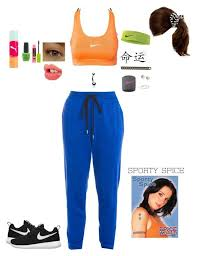 Spice Girls Halloween Costumes 25 Sporty Spice Costume Ideas Spice Girls