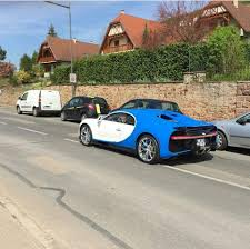 ugly porsche is this the us spec bugatti chiron ugly impact bumpers say so