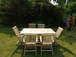teck grade a stunning salon de jardin en teck brighton gallery amazing house