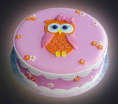 owl birthday cakes baby girl owl cake sweet somethings desserts