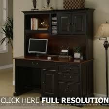 hutch style computer desk home design ideas