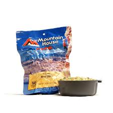 Mountain House Food Camp Cooking Backpacking Food Freeze Dried Meals