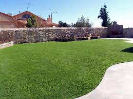 Synthetic Grass Backyard Artificial Turf Installation Wildwood Texas Lawn And Landscape