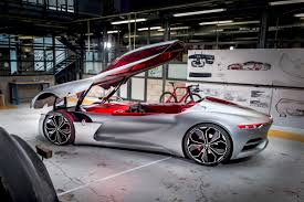 renault trezor price renault trezor concept car revealed in paris pictures renault