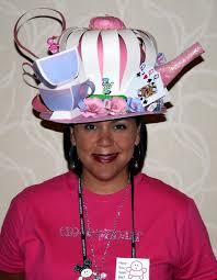 tea party hats 10 best tea party hats images on tea party hats tea
