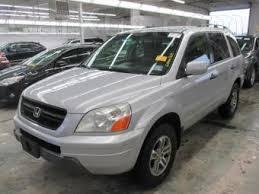 honda pilot ex l for sale used 2004 honda pilot exl car for sale 4 000 usd on carxus