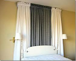best way to hang curtains creative curtain hanging ideas 100 images how to make your own