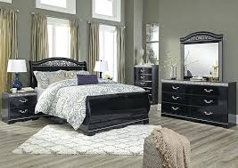 Black Leather Sleigh Bed Black Sleigh Bed With Storage Away Wit Hwords