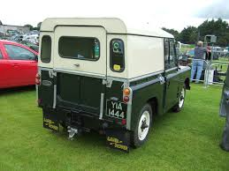 green land rover green land rover series 2 rear beautifully restored land r u2026 flickr