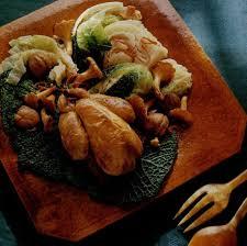 cuisiner le coquelet recette coquelet au chou