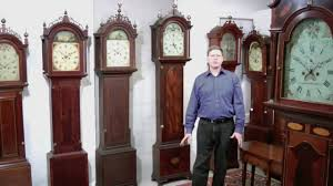 Ethan Allen Grandfather Clock Antique Tall Case Grandfather Clock Disassembly Tutorial Youtube