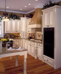 bathroom kitchen design with moccasin wellborn cabinets with oven