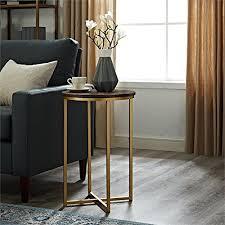 dark wood side table round dark wood coffee table review