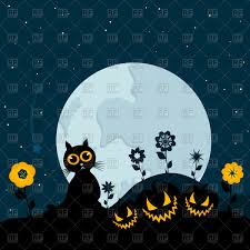 owl halloween background halloween background owl on tree branch and pumpkins at night