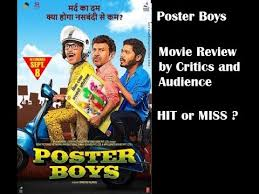 poster boys movie review audience review hit or flop new hindi