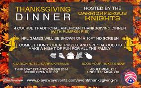Whole Foods Thanksgiving Catering 2014 Preview Carrickfergus Knights Thanksgiving Dinner Pastiebap Com
