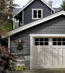 Garage Style Homes Best 25 Craftsman Garage Door Ideas On Pinterest Garage Door