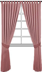 Curtains With Tabs How To Make Tab Top Curtains Alternative Windows Free