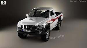 nissan patrol 2016 360 view of nissan patrol pickup 2016 3d model hum3d store