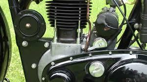 bsa m23 empire star motorcycle 1938 vintage custom bikes and
