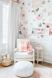 Blue And White Bedroom Wallpaper Pink Wallpaper For Girls Room 25 Best Ideas About Girls Bedroom