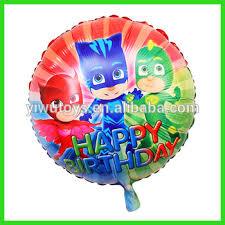 china product cartoon characters pj masks balloon buy pj masks