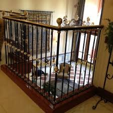 Wrought Iron Home Decor Decor U0026 Tips Wrought Iron Stair Railing Styles For Trendy