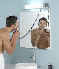 Bathroom Shaver Lights Uk Curved Attractive Energy Saving Shaver Light