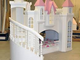 Bunk Bed With Desk And Trundle Bunk Bed With Desk Underneath White Window Trundle Bunk Beds Pink