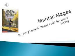 Litplan Teacher Pack  Maniac Magee by Barbara M  Linde     Reviews     SlidePlayer