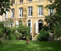 chambre b hotes le jardin de chambre d hôtes aix en provence