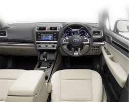 subaru outback 2016 interior new subaru outback now in south africa leisure wheels