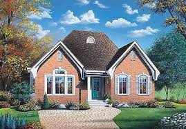 small house plan with open floor plan 21210dr architectural