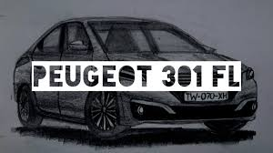 peugeot car 301 peugeot 301 fl drawing youtube