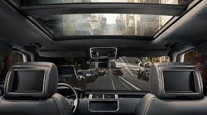 evoque land rover interior sliding panoramic roof of the range rover sport zoom zoom