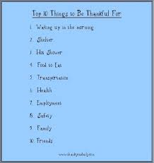 top 10 things to be thankful for radhika bauerle radhika puranam