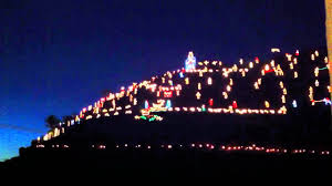 Outdoor Lit Nativity Scene by Manarola Mario Andreoli Switches On His World Famous Nativity
