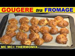 recettes cuisine plus gougere au fromage monsieur cuisine plus thermomix recette cheese