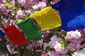 Prayer Flags Tibet Prayer Flags Linen Beach And Bunting