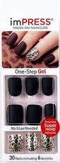 gel nail kits by impress manicure