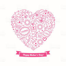 mothers day card design stock vector art 471474612 istock