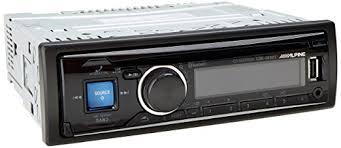 amazon black friday cd deals amazon com alpine cde 143bt advanced bluetooth cd receiver cell