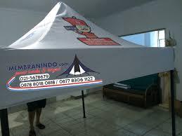 Tenda Lipat Ukuran 3x3 tenda terpal membranindo