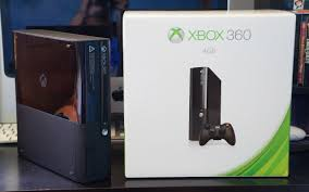 xbox e console new xbox 360e 4gb redesigned unboxing hd