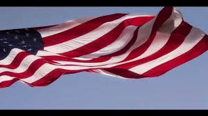 Stand Up Flag Banners The Star Spangled Banner With American Flag Youtube