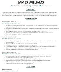 Sample Bank Teller Resume No Experience Bank Teller Sample Resume Resume For Your Job Application
