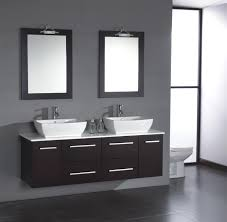 Small Modern Vanity Modern Bathroom Double Vanity Design Home Design Ideas