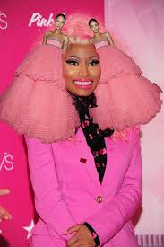 Meme Pink - nicki minaj hair rihanna s grammy dress know your meme