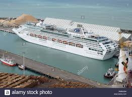 the princess a sun class cruise ship operated by princess